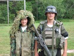 PA State Police - Camp Cadet - Troop P Wyoming